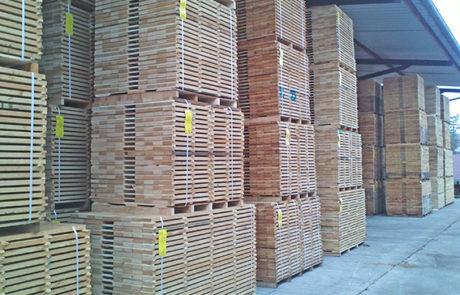 oak strips