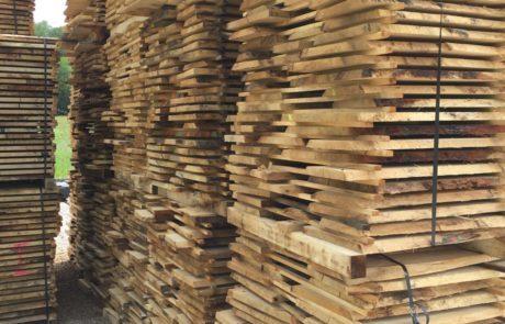 Unedge oak