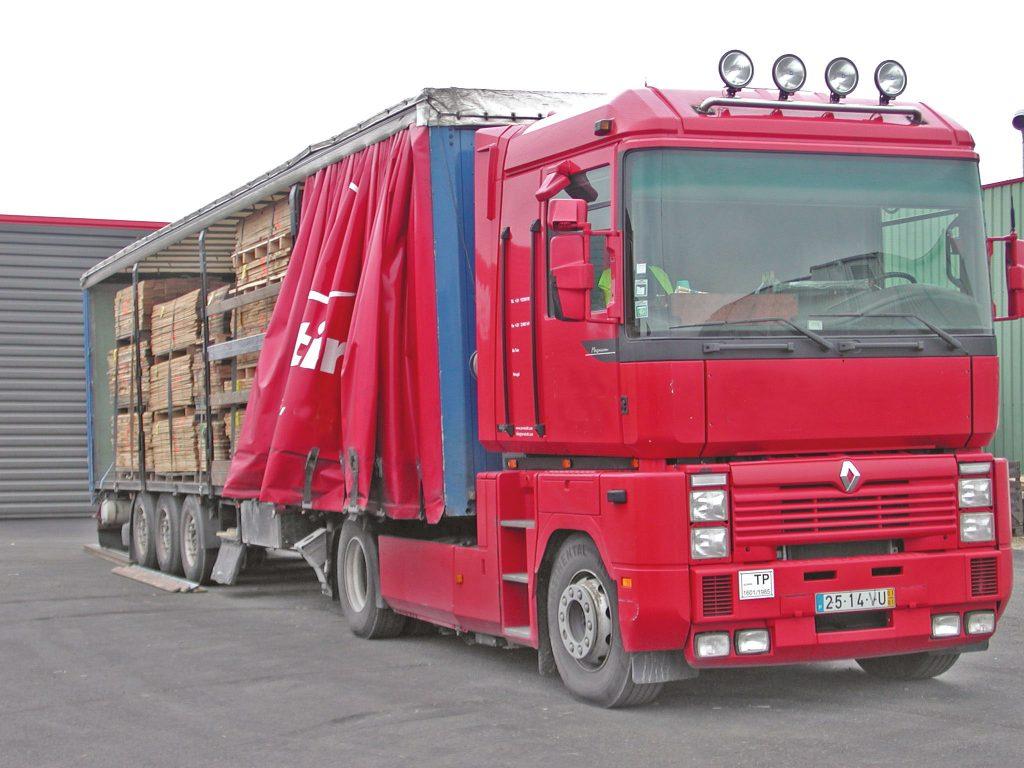 Timber export